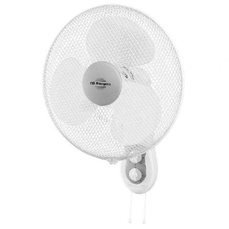 Ventilador de Pared Orbegozo WF 0139/ 50W/ 3 Aspas 40cm/ 3 velocidades