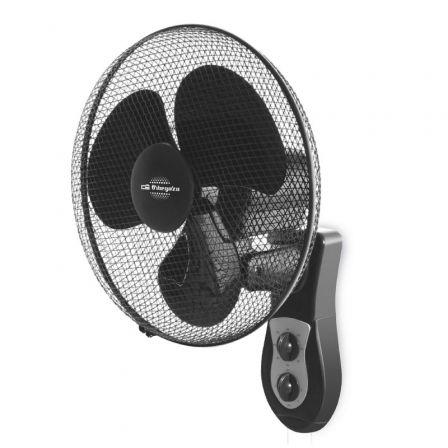 Ventilador de Pared Orbegozo WF 0141/ 40W/ 3 Aspas 40cm/ 3 velocidades