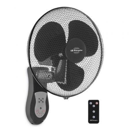 Ventilador de Pared Orbegozo WF 0243/ 40W/ 3 Aspas 40cm/ 3 velocidades