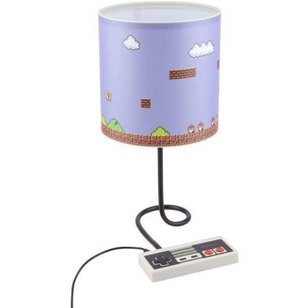 Lámpara decorativa Paladone Nintendo Nes Controller/ 3 Intensidades/ USB