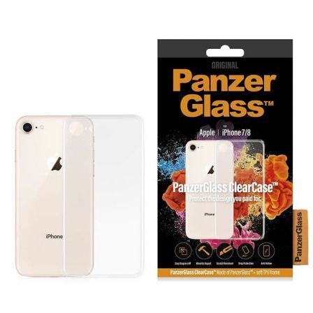 Funda Panzerglass 0192 para iPhone 7/ 8/ Transparente