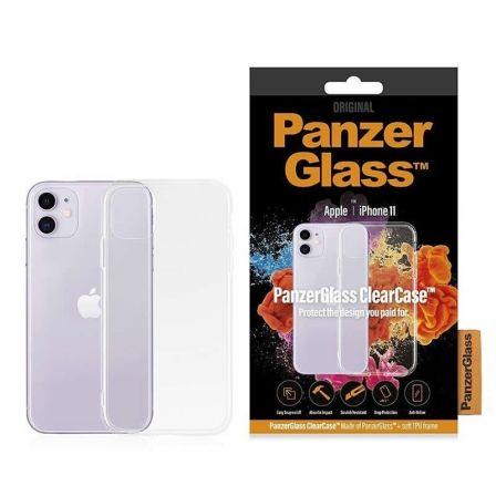 Funda Panzerglass 0209 para iPhone 11/ Transparente