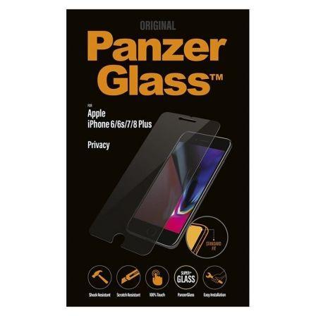 Protector de Pantalla Panzerglass P2629 para iPhone 6/ 6S/ 7/ 8 Plus