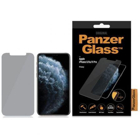 Protector de Pantalla Panzerglass P2661 para iPhone X/ XS/ 11 Pro