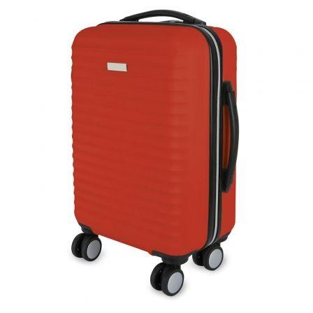 Trolley de Cabina Pierre Delone/ 36 x 55 x 20cm/ Rojo