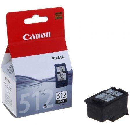 Cartucho de Tinta Original Canon PG-512 Alta Capacidad/ Negro