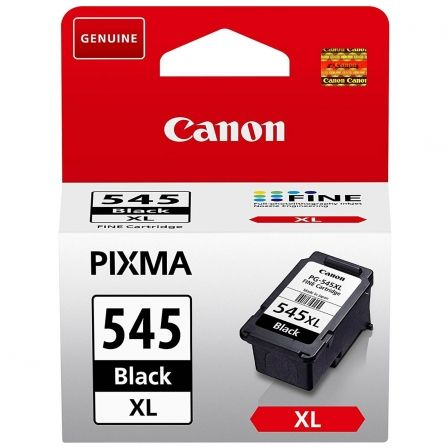 Cartucho de Tinta Original Canon PG-545 XL Alta Capacidad/ Negro