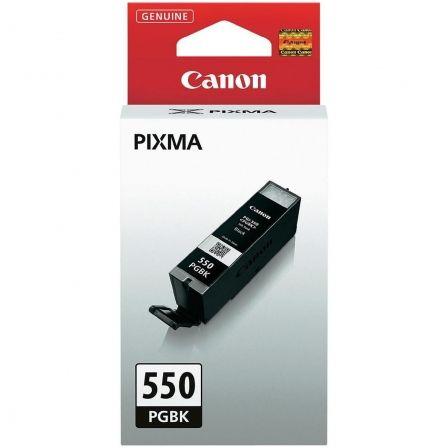 Cartucho de Tinta Original Canon PGI-550PGBK/ Negro