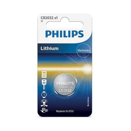 PHIL-PILA CR2032 01B