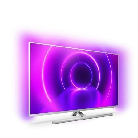 "TELEVISOR PHILIPS 58PUS8535 - 58""/146CM - 3840*2160 4K - AMBILIGHT*3 - HDR10+ - DVB-T/T2/T2-HD/C/S/S2 - ANDROID TV - 20W - WIFI - BT - 4*HDMI - 2*USB"