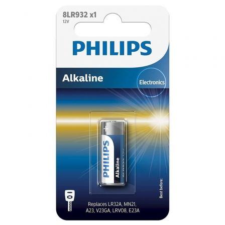 Pila Philips 8LR932/ 12V/ Alcalinas