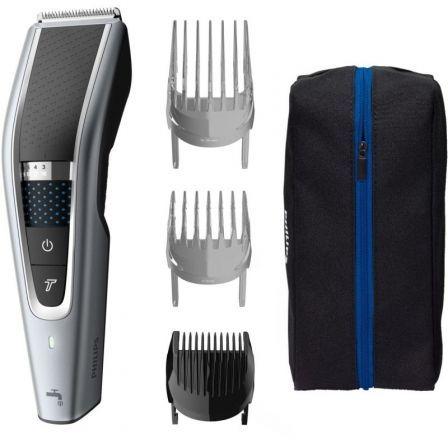 Cortapelos Philips Hairclipper Series 5000 HC5630/15/ con Batería/ 7 Accesorios