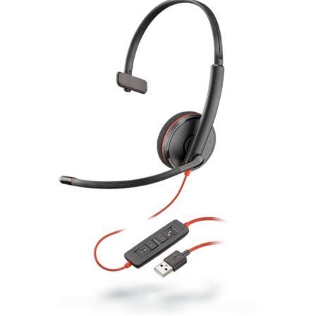Poly Blackwire C3210 USB - auricular