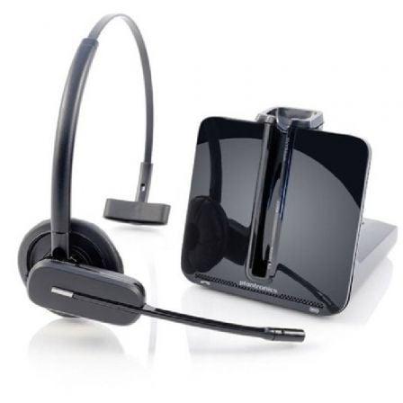 Auricular Inalámbrico Plantronics CS540/ con Micrófono/ RJ/ Negro