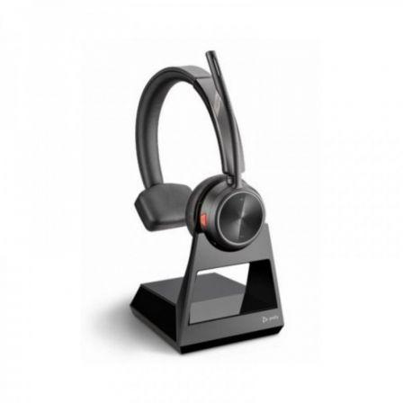 Auricular Inalámbrico Plantronics Savi 7210 Office/ con Micrófono/ RJ/ Negro