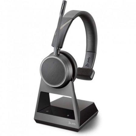 Auricular Inalámbrico Plantronics Voyager 4210 Office/ con Micrófono/ Bluetooth/ RJ/ Negro
