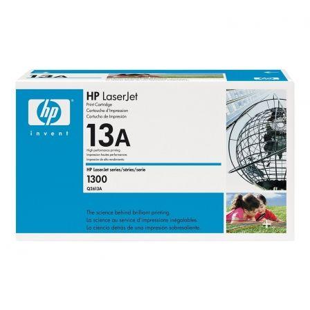 HP 13A - negro - original - LaserJet - cartucho de tóner (Q2613A)