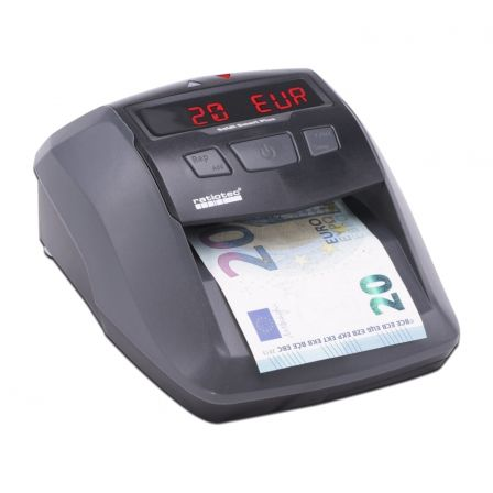 Detector de Billetes Falsos Ratiotec Soldi Smart Plus