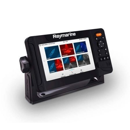 Element 7 S Raymarine/ GPS y CHIRP 7