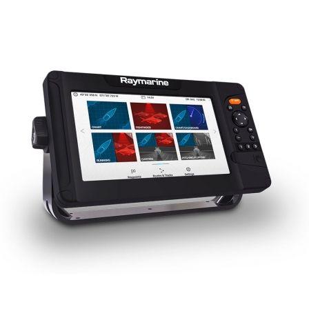 Element 9 HV Raymarine/ GPS y CHIRP/ HyperVision/ 9