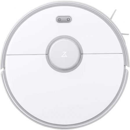 Robot Aspirador Roborock S5 Max/ Friegasuelos/ Autonomía 3h/ control por Wifi/ Blanco