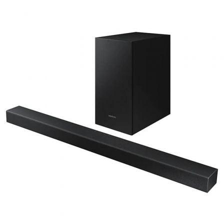 Barra de Sonido con Bluetooth Samsung HW-T420/ 150W/ 2.1