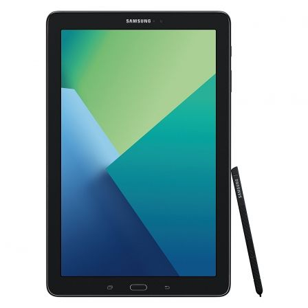 TABLET SAMSUNG GALAXY TAB A P580 BLACK - OC 1.6GHZ - 16GB - 3GB RAM - 10.1'/25.6CM 1920X1200 - ANDROID 6 - S PEN - DUALCAM 8/2MP - BAT. 7300MAH