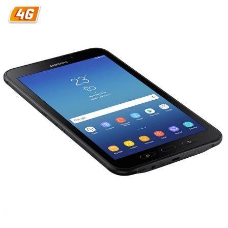 TABLET SAMSUNG GALAXY TAB T395 ACTIVE 2 4G - OC 1.6GHZ - 16GB - 8.0'/20.32CM 1280X800 - ANDROID 7.1 - WIFI AC - BT4.2 - DUAL CAM 8/5MP - BAT. 4450MAH