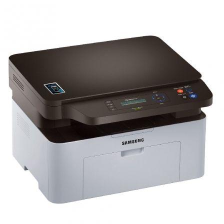 MULTIFUNCIÓN SAMSUNG WIFI LÁSER M2070W - 20PPM - 1200X1200 - SCAN 1200PPP - BANDEJA ENTRADA 150 HOJAS - USB 2.0 - TONER MLT-D111S/MLT-D111L
