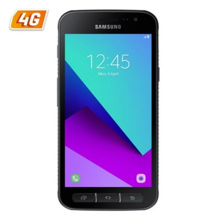 SMARTPHONE MÓVIL SAMSUNG GALAXY XCOVER4 BLACK - 5'/12.7CM HD - CAM 13/5MP - QC 1.4GHZ - 16GB - 2GB RAM - 4G - ANDROID - BT - BAT 2800MAH