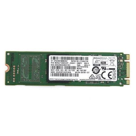 DISCO SÓLIDO SAMSUNG SSD MZNLN128HAHQ 128GB - M.2 2280 - SATA III - LECTURA 540MB/S - ESCRITURA 500MB/S