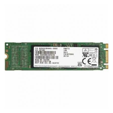 DISCO SÓLIDO SAMSUNG SSD MZNLN256HAHQ 256GB - M.2 2280 - SATA III - LEC/ESC 540/520MB/S