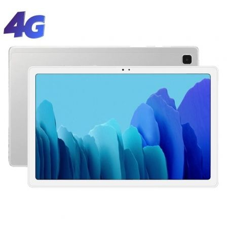 "Tablet Samsung Galaxy Tab A7 T505 (2020) 10.4""/ 3GB/ 32GB/ Plata"