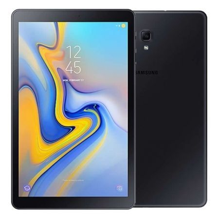 TABLET SAMSUNG GALAXY TAB A (2018) BLACK - 10.5'/26.6CM 1920*1200 - OC 1.8GHZ - 32GB - 3GB RAM - ANDROID - CAM 8/5MP - BAT. 7300MAH