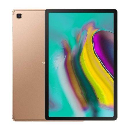 TABLET SAMSUNG GALAXY TAB S5E T720 (2019) GOLD - 10.5'/26.6CM - OC (2*1.8GHZ+6*1.7GHZ) - 64GB - 4GB RAM - WIFI - ANDROID - CAM 13/8MP - BAT. 7040MA