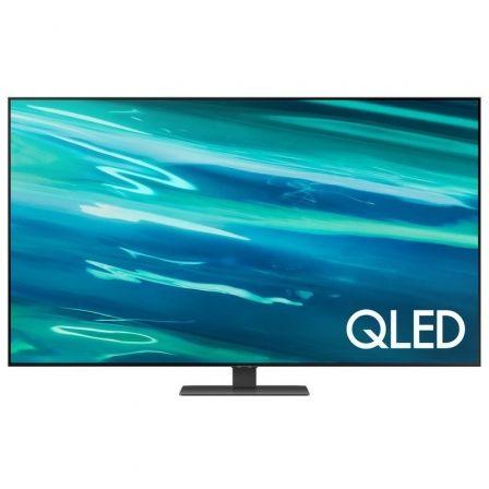 Televisor Samsung QLED QE55Q80A 55