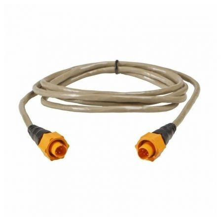 Cable Ethernet Simrad/ 5PIN/ 15.2m/ 50FT/ Amarillo