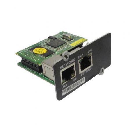 Tarjeta Red Ethernet/ SNMP Salicru VLT 663AA002210