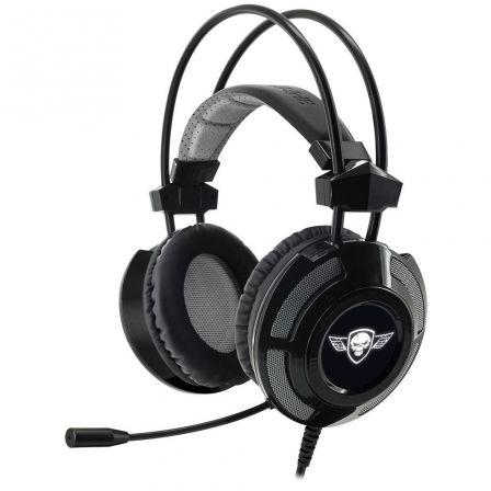 Auriculares Gaming con Micrófono Spirit of Gamer Elite-H70/ USB 2.0