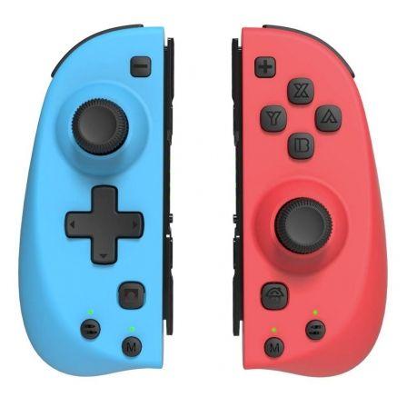 Mandos Inalámbricos Spirit of Gamer My Joy Plus para Nintendo Switch/ Azul y Rojo