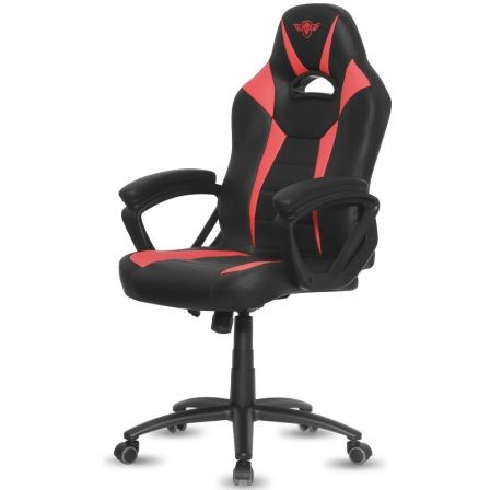 Silla Gaming Spirit of Gamer Fighter/ Roja y Negra