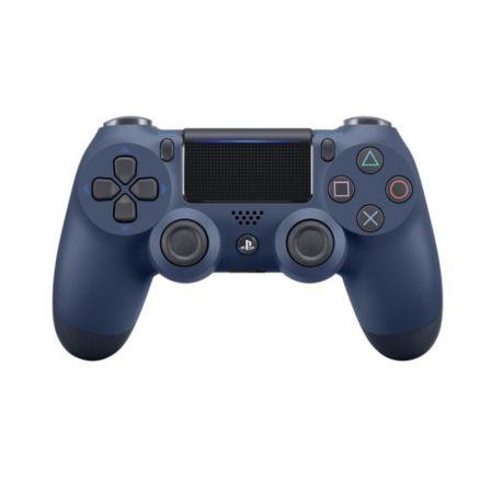 Gamepad Sony DualShock 4 V2 Inalámbrico/ Azul Medianoche/ para PS4