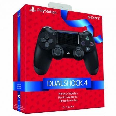 Gamepad Sony DualShock 4 V2 Inalámbrico para PS4/ Negro Azabache