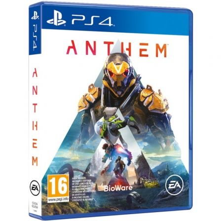 Juego para Consola Sony PS4 Anthem