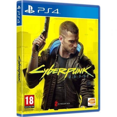 Juego para Consola Sony PS4 Cyberpunk 2077 Edición Day One