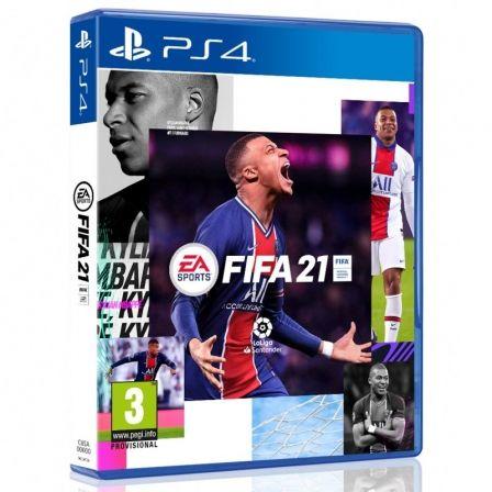 Juego para Consola Sony PS4 FIFA 2021 Edición Estándar