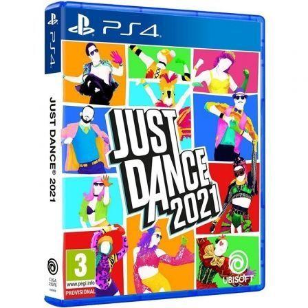 Juego para Consola Sony PS4 Just Dance 2021