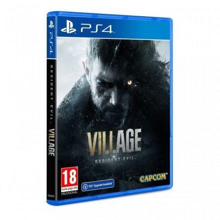 Juego para Consola Sony PS4 Resident Evil Village Edición Lenticular