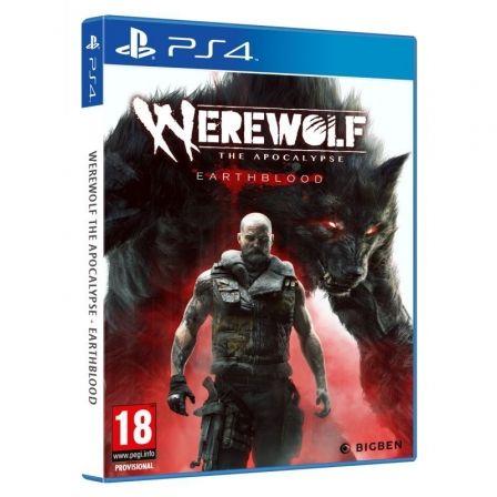 Juego para Consola Sony PS4 Werewolf: The Apocalypse Earthblood