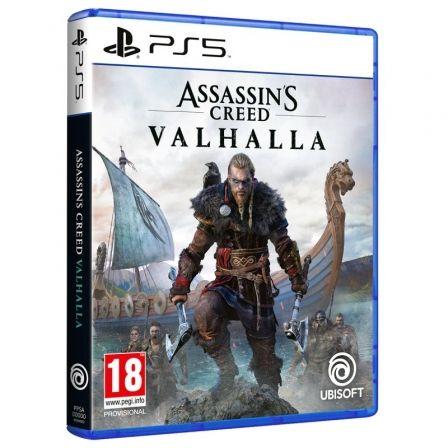 Juego para Consola Sony PS5 Assassin's Creed Valhalla